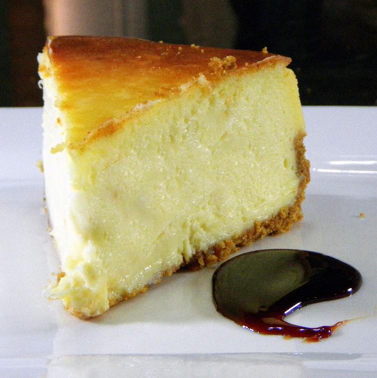 New York Twice Bake Cheese Cake