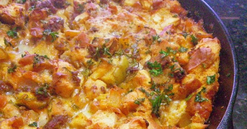 52 ways to cook chorizo sausage and apple dressing never for Table 52 recipes