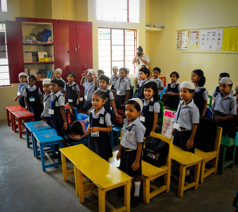 India 2011: Razena Matriculation Islamic School