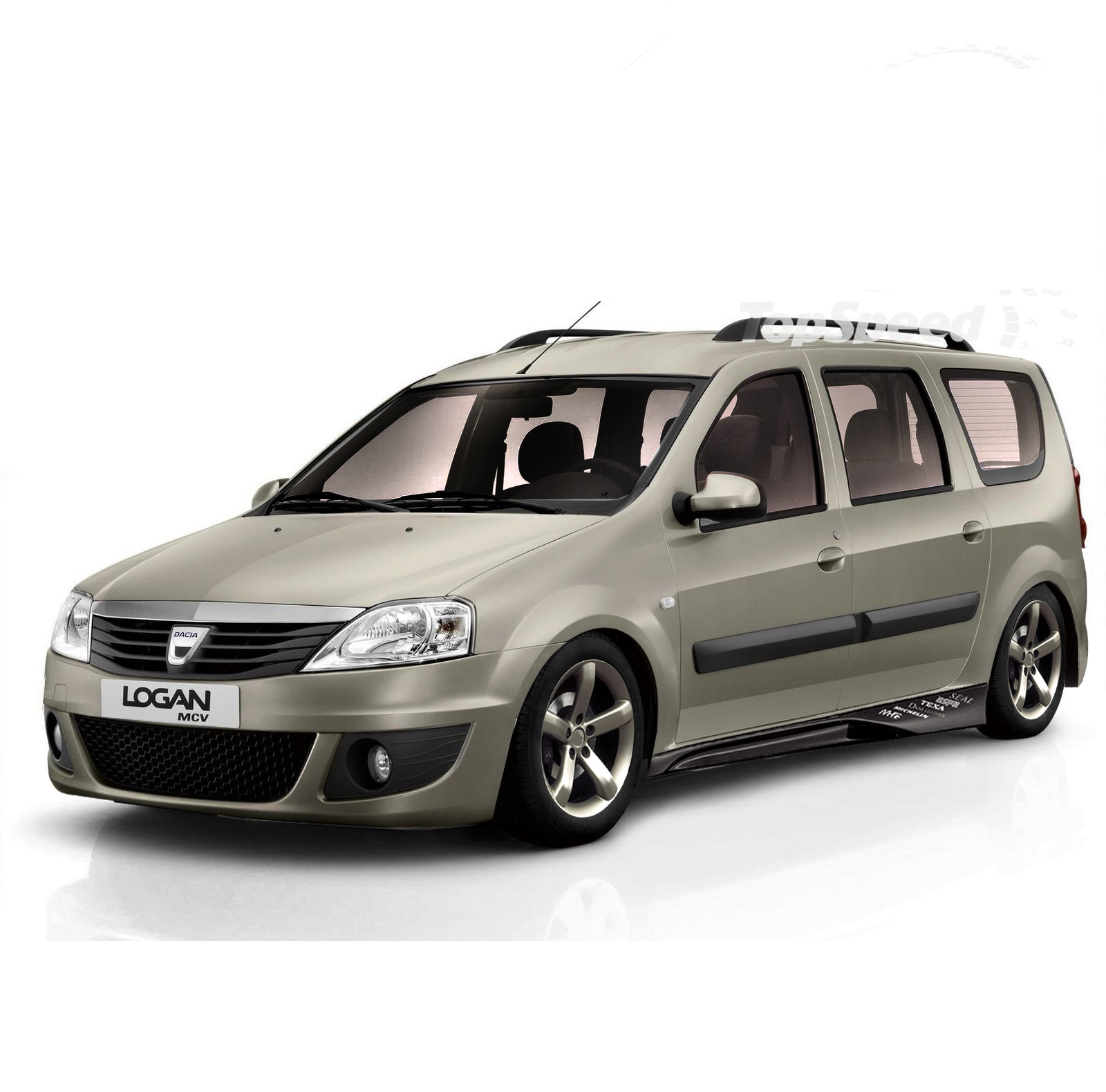 dacia logan mcv tuning photoshop tuning virtual tuning. Black Bedroom Furniture Sets. Home Design Ideas