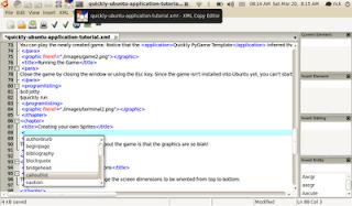 The Raving Rick: XML Copy-Editor FTW
