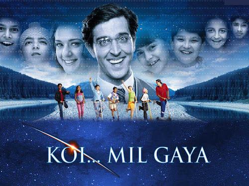 Koi Mil Gaya (2003) Movie Poster