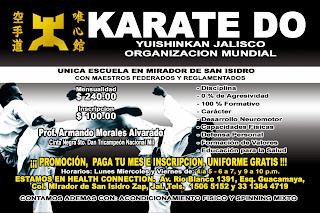 Yuishinkan México: Jalisco  Yuishinkan Méx...