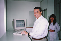 At my office at Lucent Technology in Riyadh 1995