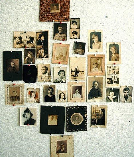 Резултат с изображение за many portraits on a wall