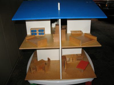 Stork Bites Man Ebay 8 Room Finnish Dollhouse