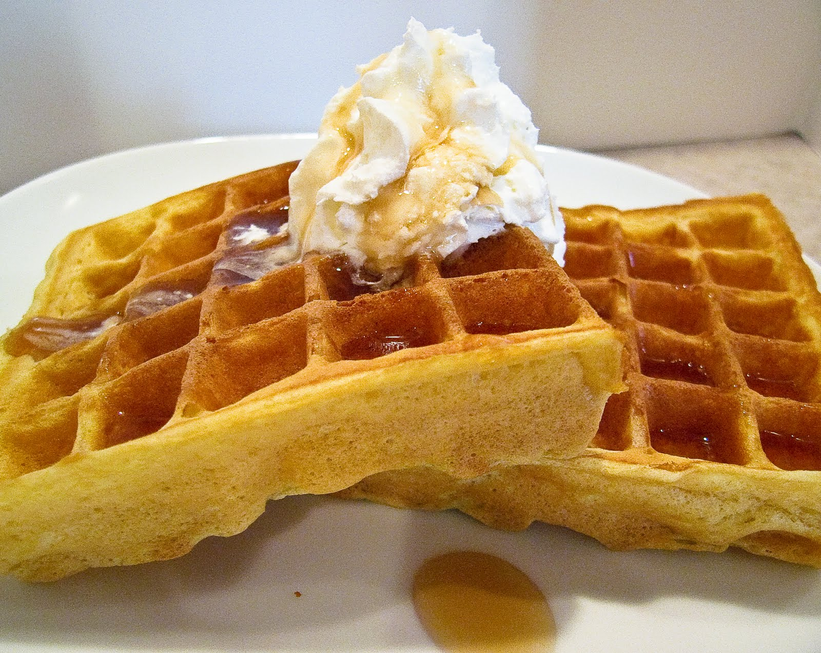 Belgian Waffles Recipe Buttermilk