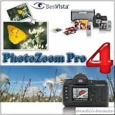 PHOTOZOOM V 4.0.6 BENVISTA TÉLÉCHARGER PRO