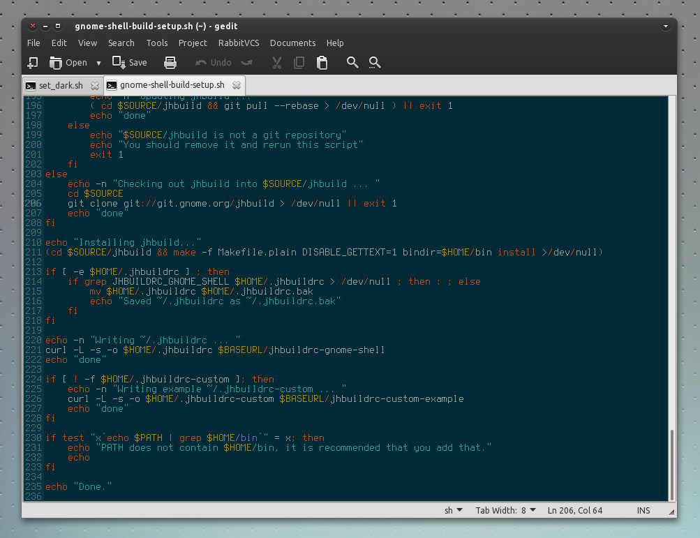 Solarized: A Must Have Color Scheme For Gnome Terminal, Vim