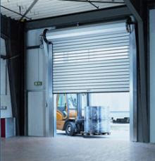 Albany Door Systems High Speed Industrial Doors