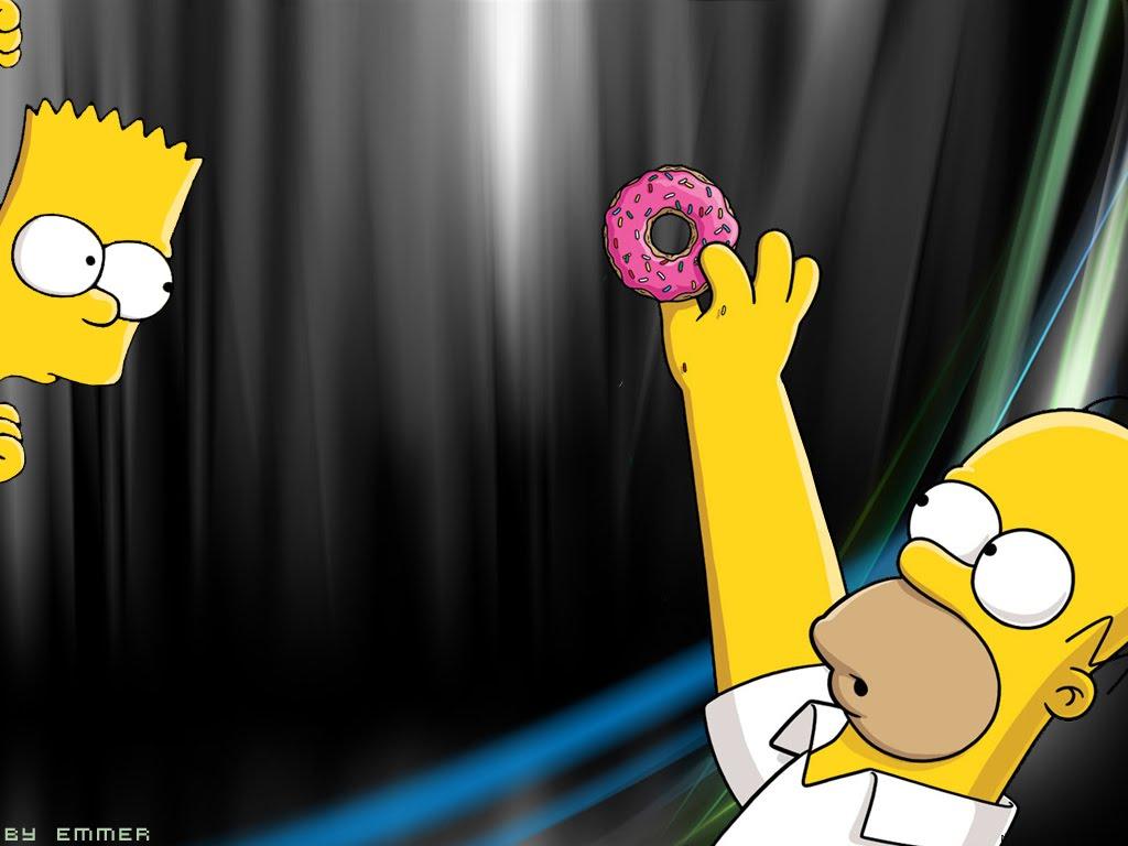 Cosas Varias Fondos De Pantalla Wallpaper De The Simpsons