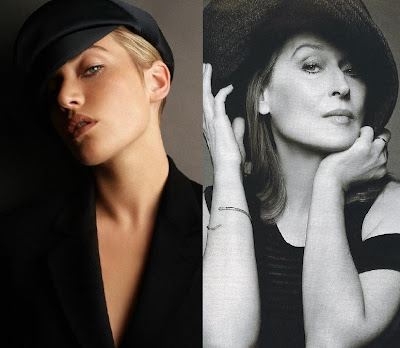 CLICK for Kate and Meryl, mad gorgeous hatters