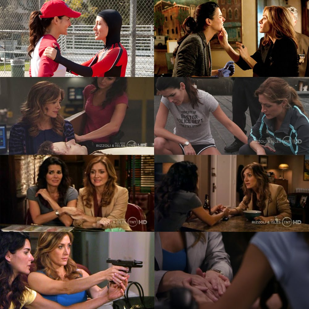rizzoli isles fanfiction archive
