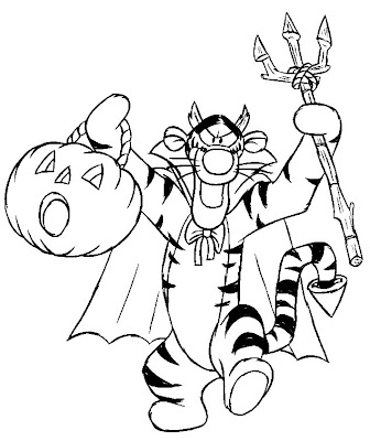 free halloween coloring pages free disney halloween. Black Bedroom Furniture Sets. Home Design Ideas
