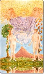 Tarot Mom: The Lovers & Gemini