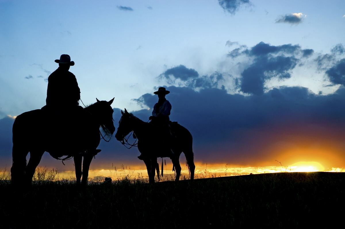 Country cowboys - photo#36