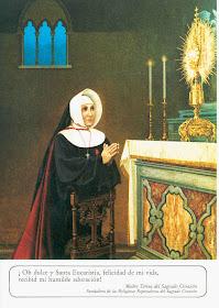 Tú Tambien Puedes Ser Santo Mercedes Ramos Madre Teresa Del Sagrado Corazón