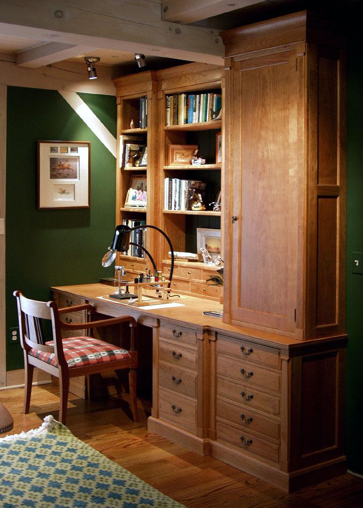 Woodwork Fly Tying Desk Design Pdf Plans