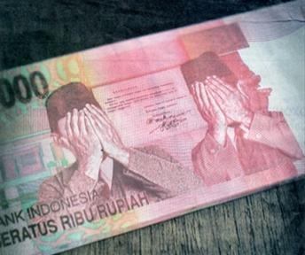 korupsi 20 Provinsi Terindikasi Korupsi Bansos