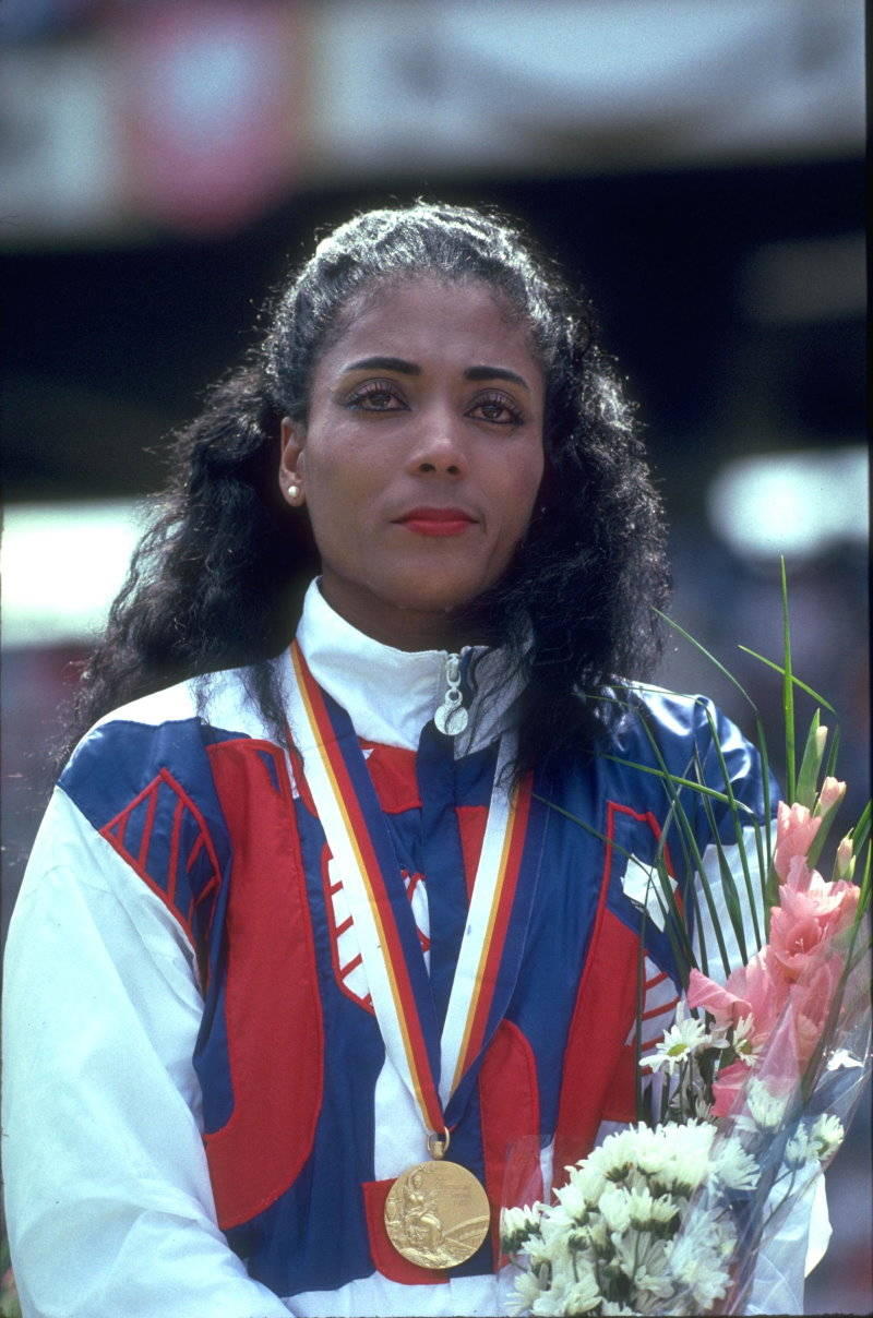 Forza Meyya - Begin, The Rest Is Easy: Know This SPORTS PERSON - Flo Jo