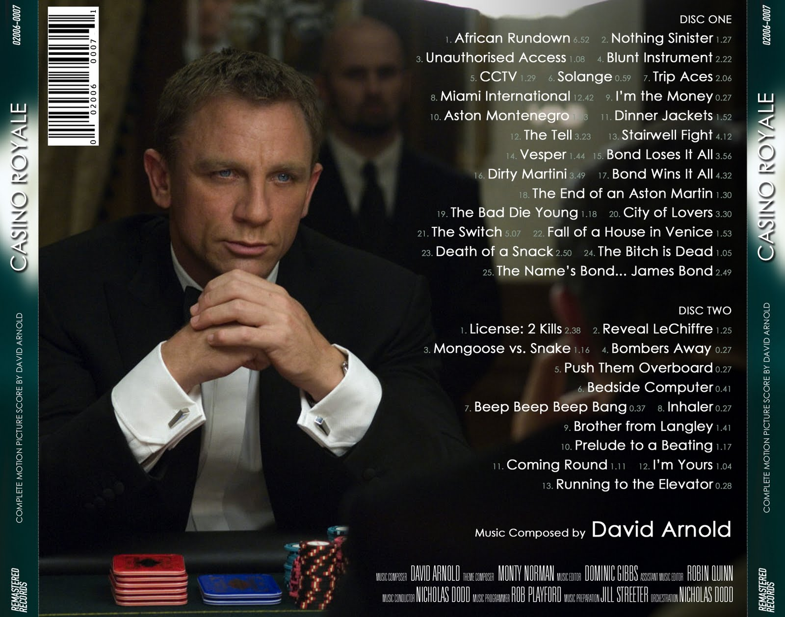 Casino Royal Soundtrack