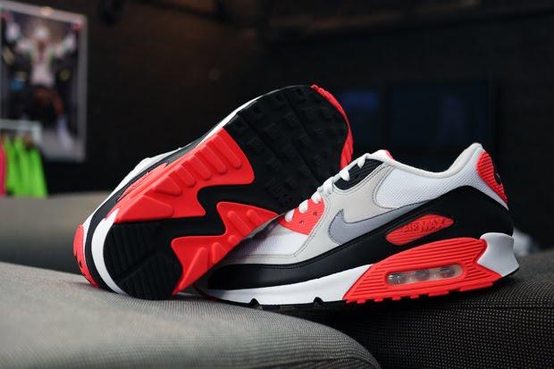 purchase cheap e19fd e56c4 Nike air max 90 infrared