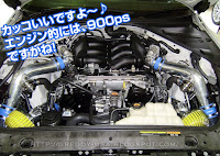Welcome to the official GReddy USA blog: R35 GTR prototype