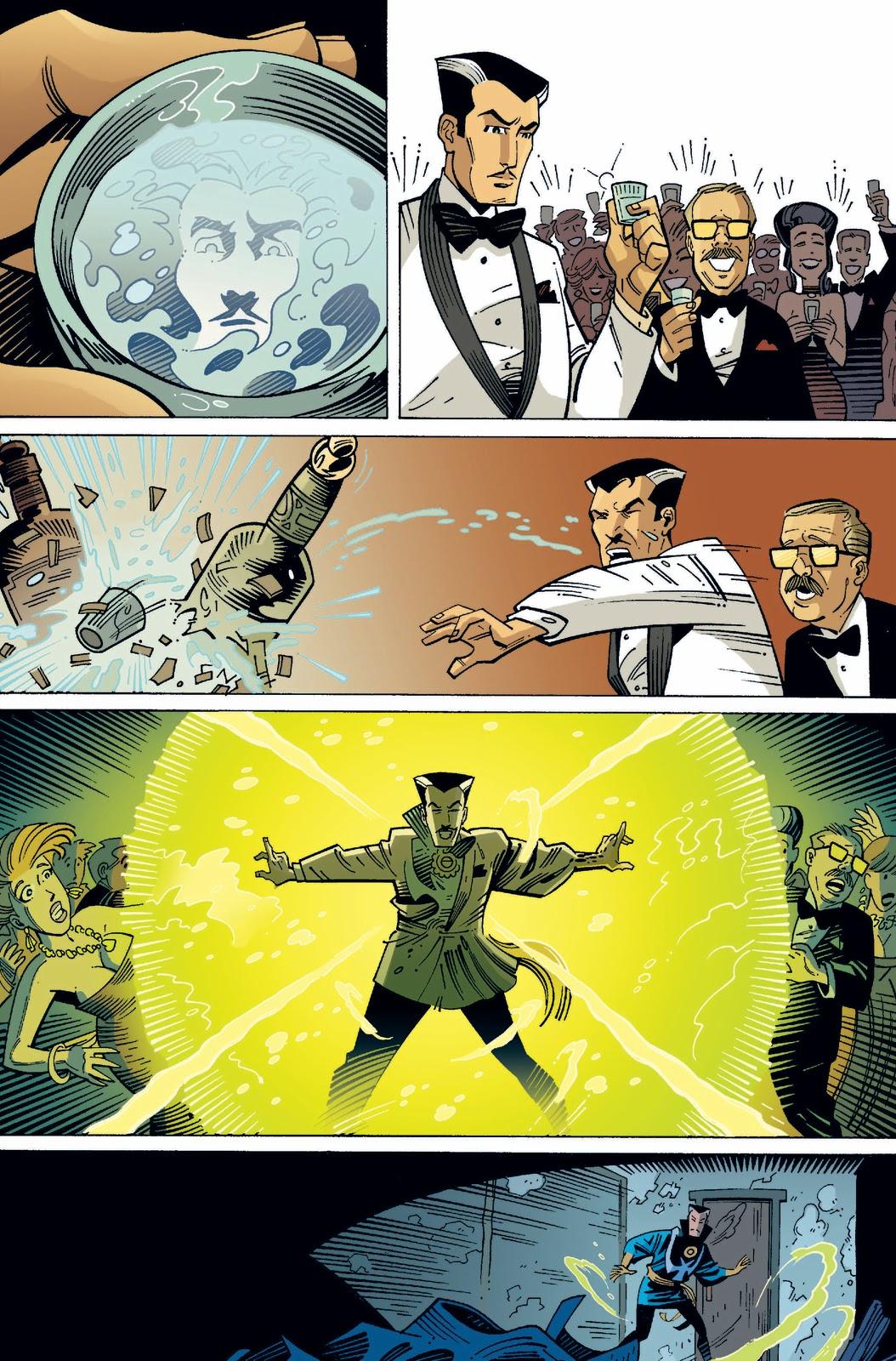Thats All Vokes Dr Strange From The Marvel Vault 1