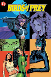 Collected Editions Review Birds Of Prey Sensei And Student Trade Paperback Dc Comics