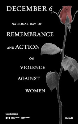 National Day of Remembrance and Action on Violence Against Women