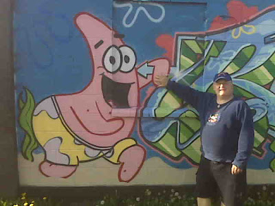 Patrick Star and The Wizard