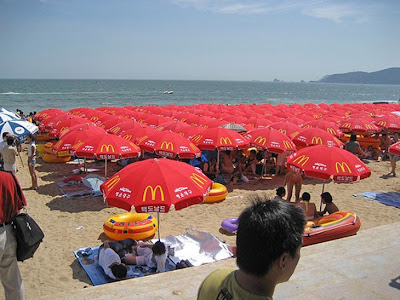 South Korea Beach