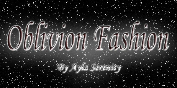 Oblivion fashion tutorial combining sl clothing for Chip midnight templates
