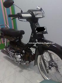 Modif Honda Grand : modif, honda, grand, MOTORCYCLE, MODIFICATION:, Modifikasi, Honda, Astrea, Grand, Concept, Minimalist