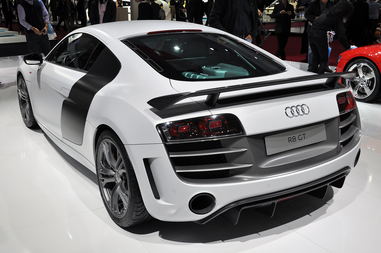2011 audi r8 gt price details from 198 000 new car used car reviews picture. Black Bedroom Furniture Sets. Home Design Ideas