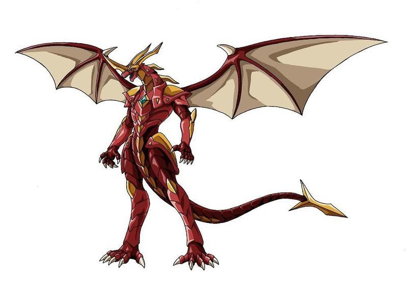 bakugan coloring pages helix dragonoid - photo#29