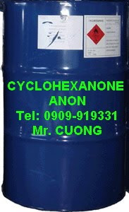 CYCLOHEXANONE, CYC, ANON
