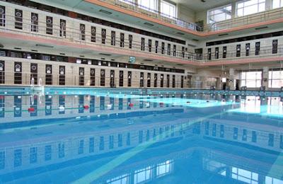 piscine Bruxelles Neptunium Schaerbeek