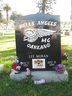 Cemetery Explorers Hells Angels Motorcycle Club Oakland Ca