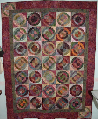 Bullseye Quilt Pattern Patterns Gallery