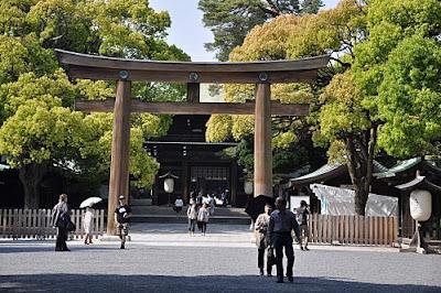 Les conseils de Frederic Guene pour visiter Tokyo.