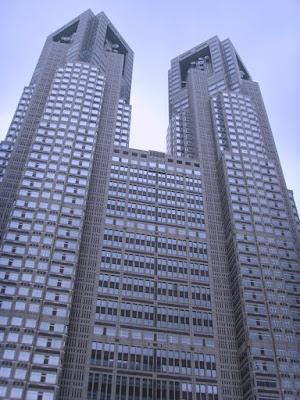Le Toursit Center de Tokyo (Office du Tourisme de Tolyo)