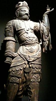 Visite du Musée National de Tokyo