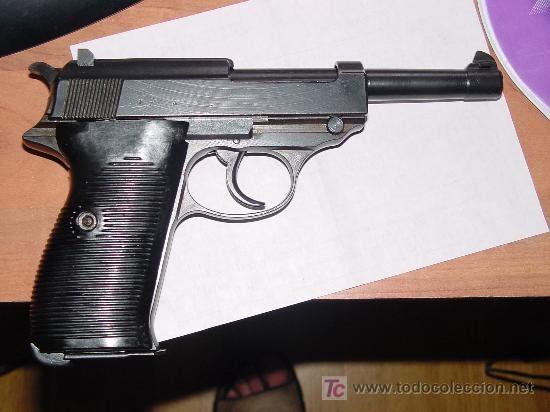 Pistola Walter Mod. P 38