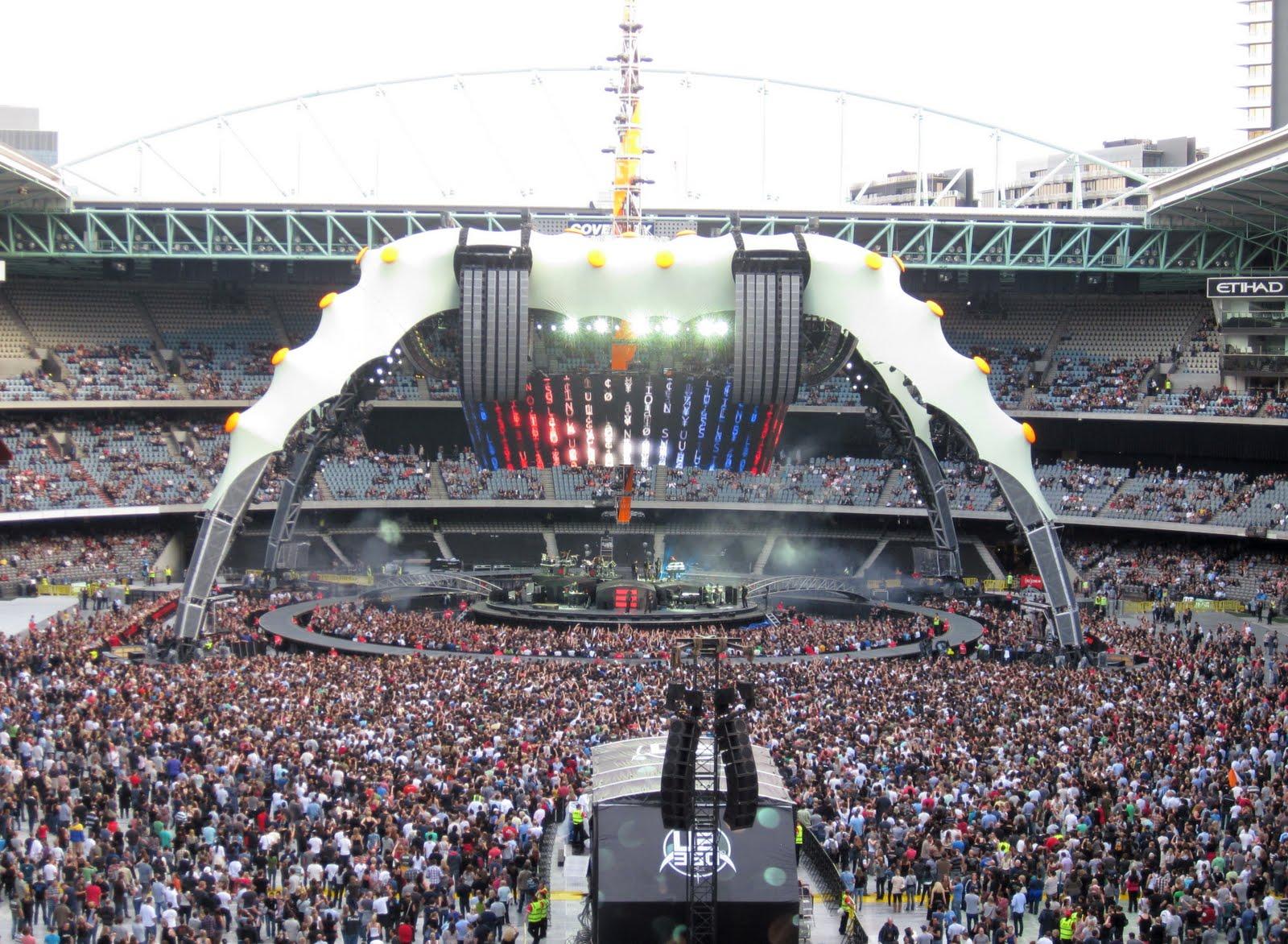 Parramatta Yankee: Jay-Z & U2 Conquer Melbourne