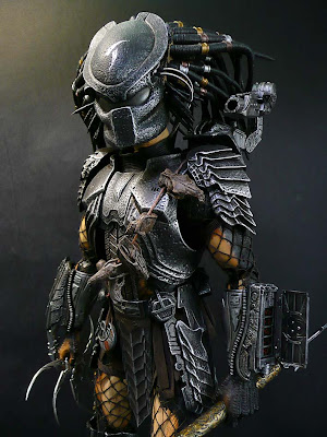 Toyhaven Quot Aliens Vs Predator Quot Hot Toys 1 6th Scale Scar