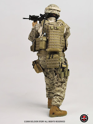 The cqc special haven for female trooper - 1 3
