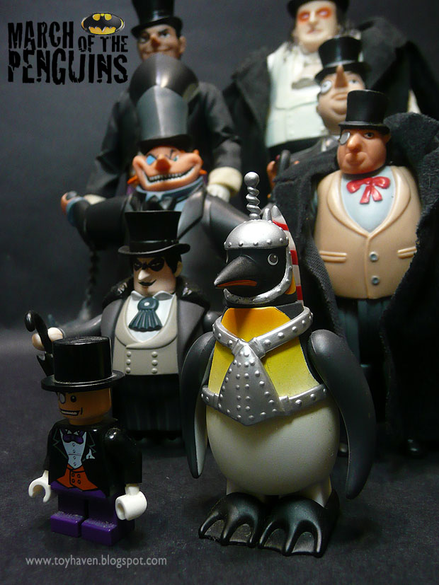 toyhaven: March of the Penguins