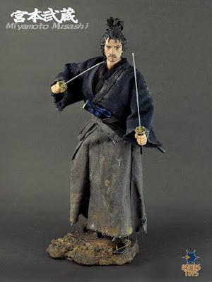 Toyhaven Asmus Toys 1 6 Miyamoto Musashi Figure Preview