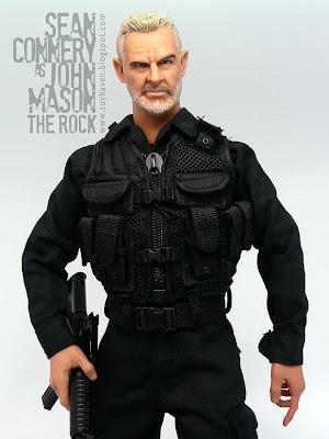 Toyhaven 1 6 Sean Connery As John Mason In The Rock